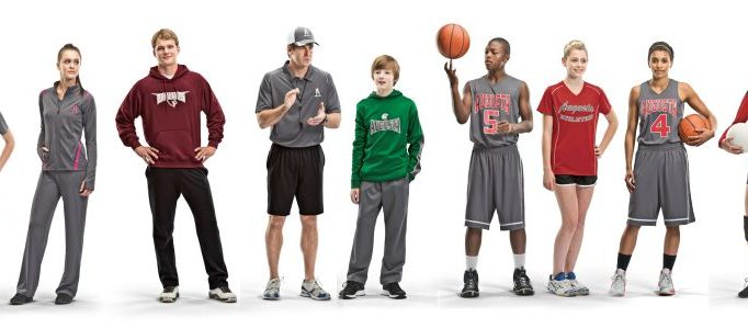 Sports Team Uniforms